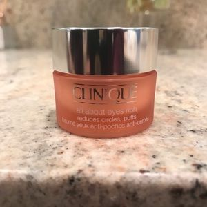 NEW CLINIQUE ALL ABOUT EYES